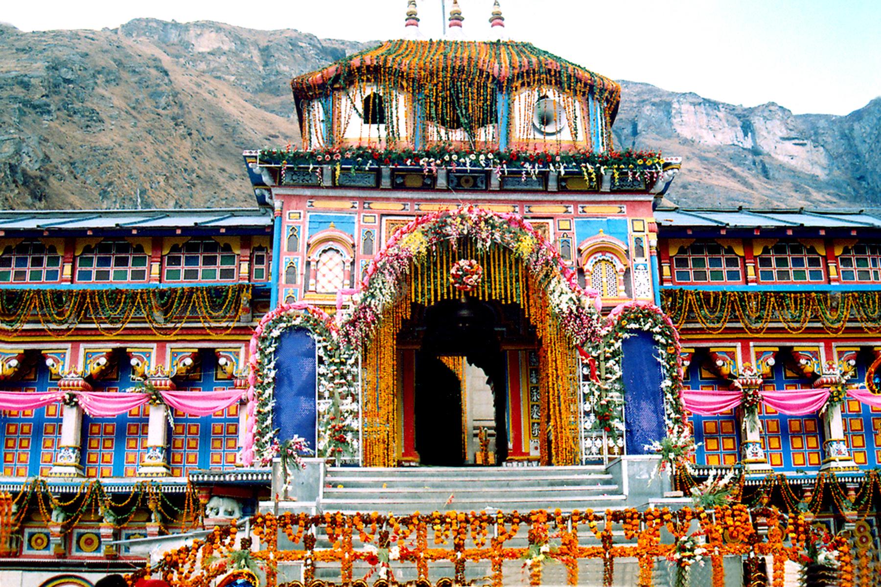 Badrinath Yatra Package From Haridwar 3 Days Badrinath