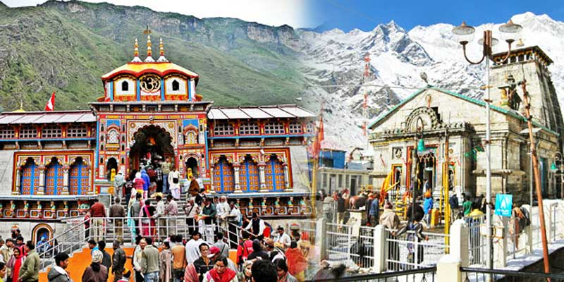 Kedarnath Badrinath From Delhi