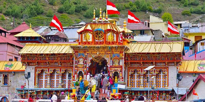 Badrinath Yatra from Haridwar