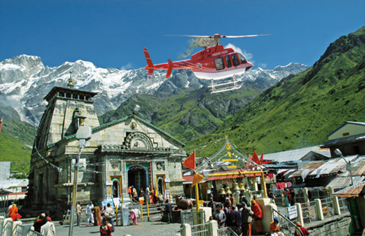 Kedarnath Helicopter Charges