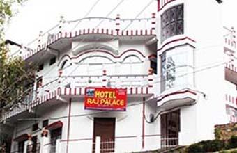 Hotel Raj Palace Guptkashi