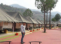 Yamunotri River Bank Resorts