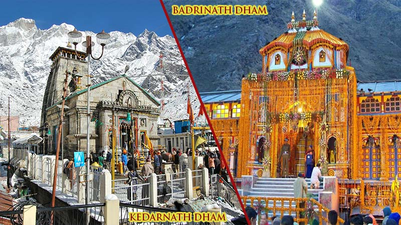 Kedarnath Badrinath From Haridwar