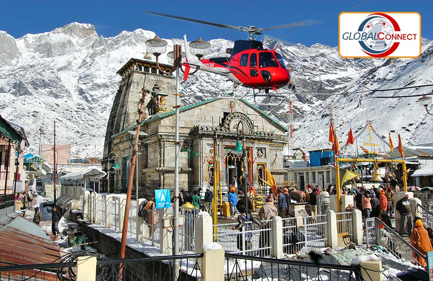 Kedarnath Helicopter Ticket