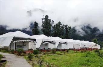 Adhvanta Resort Barkot