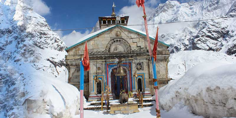 Kedarnath Yatra From Haridwar